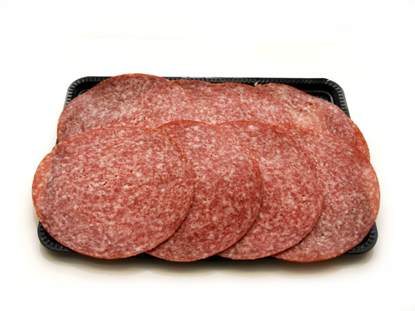 "<span class=""productButtonProductName"">Hongaarse salami</span>&nbsp;<span class=""productButtonSubcodeName"">verp. p 100 gram</span>"